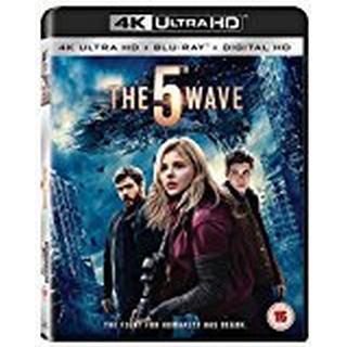 The 5th Wave [4K Ultra HD] [Blu-ray] [2016]
